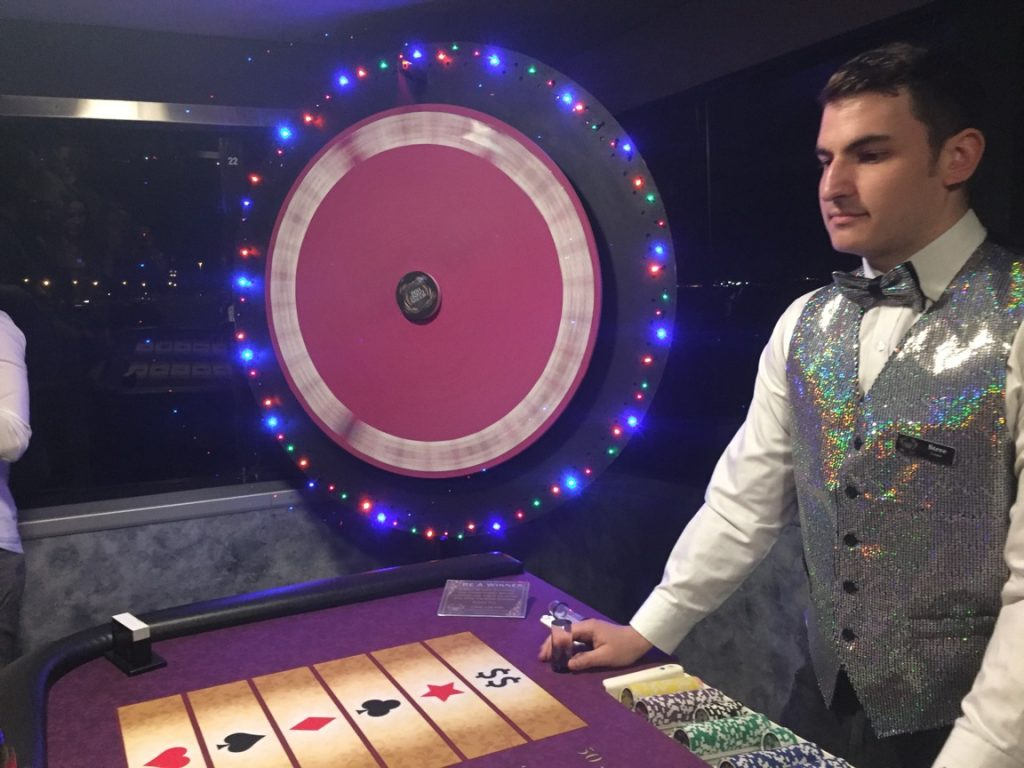 how much do croupiers earn